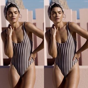 Free People Acacia Palm Springs One-Piece Swimsuit